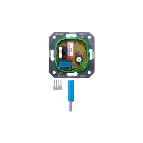 """Терморегулятор SYSэлектромеханический, для теплого пола, датчик температуры в комплекте, 1 коммутирующий контакт НО 5TC9203"""""""