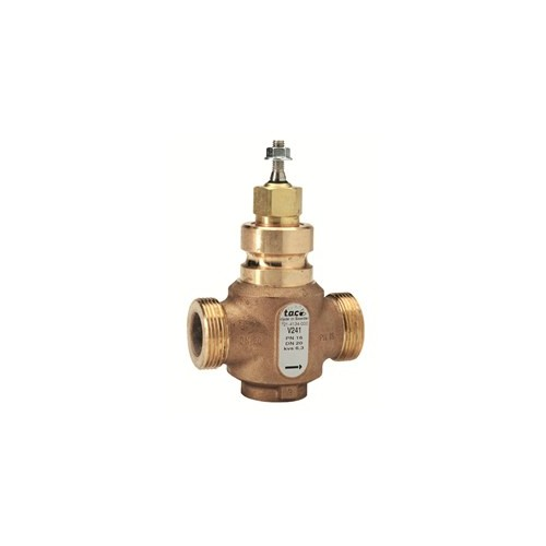 Клапан 2-ходовой резьбовой PN16 DN-15 Kvs-4,0 V241-15-4,0