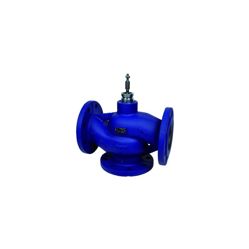 Клапан 3-ходовой фланцевый PN16 DN-150 Kvs-320 V321-150-320