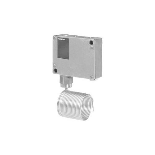 Термостат защитыот замораживания с капиллярной трубкой (с ручным сбросом), 6000 mm QAF81.6M
