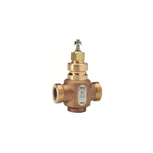 Клапан 2-ходовой резьбовой PN16 DN-20 Kvs-6,3 V241-20-6,3