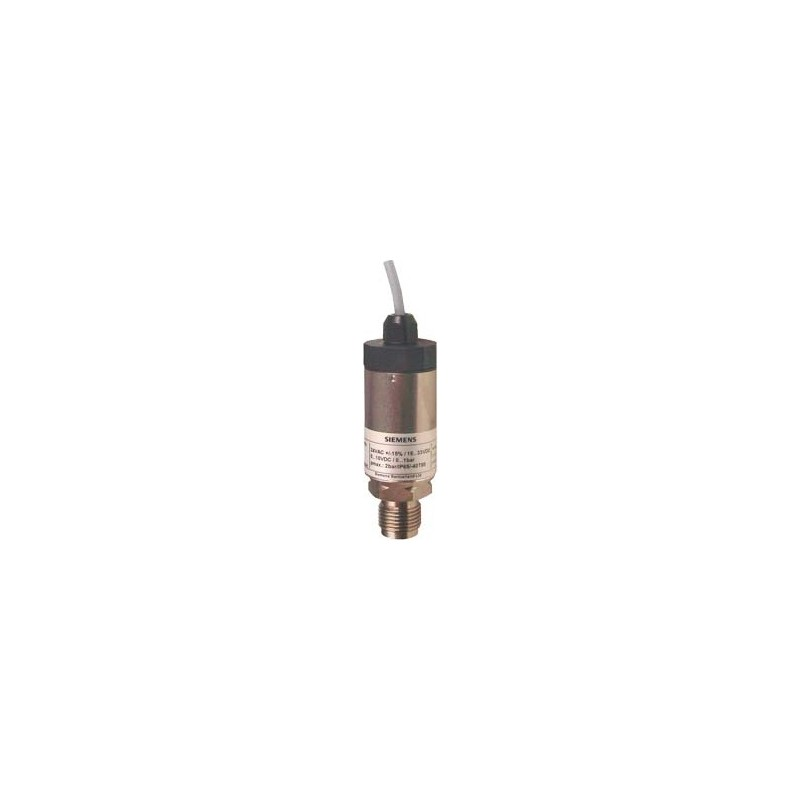 Датчик перепада давления0 … 16 bar DC 4 … 20 mA Liquid/Gases QBE2102-P16
