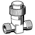 Клапан 2-ходовой зональный PN16 DN-15 Kvs-0,25 VZ22-G1/2-0,25
