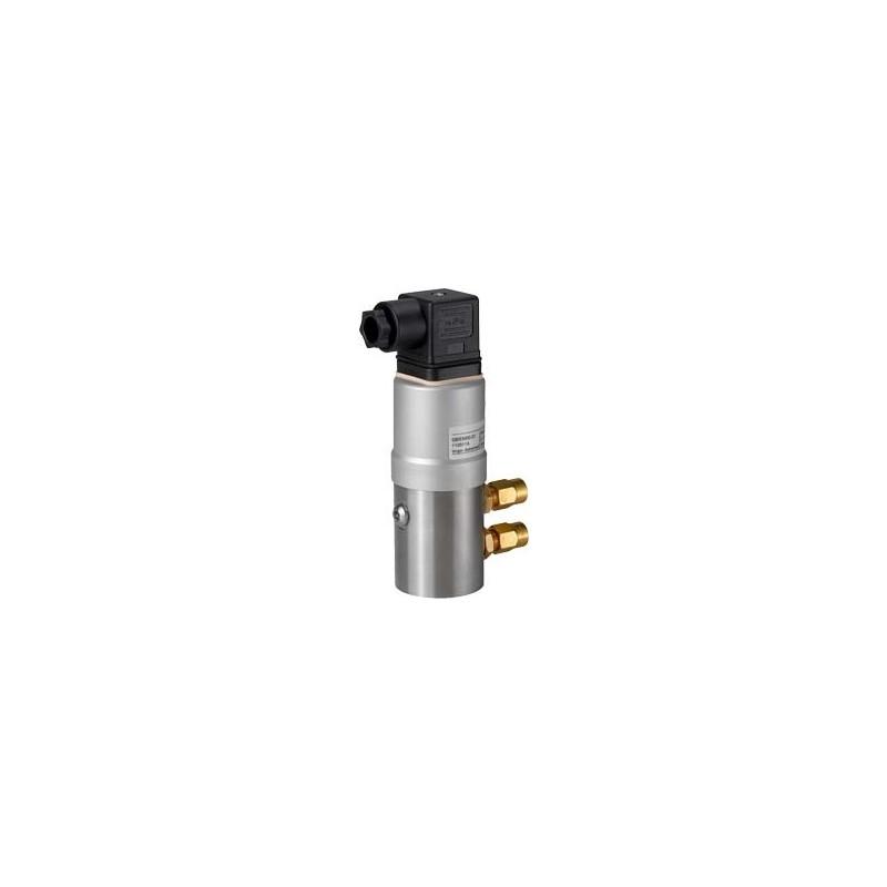 Датчик перепада давления0 …  6 bar DC 0 … 10 V Liquid/Gases QBE3000-D10