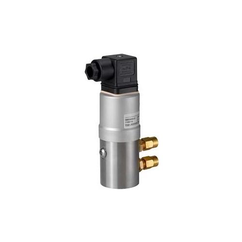 Датчик перепада давления0 … 2.5 bar DC 4 … 20 mA Liquid/Gases QBE3100-D1