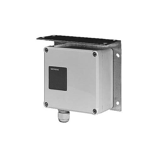 Датчик дифференциального давленияжидкостей / газов, DC0…10V, 0…2 бар QBE61.3-DP2