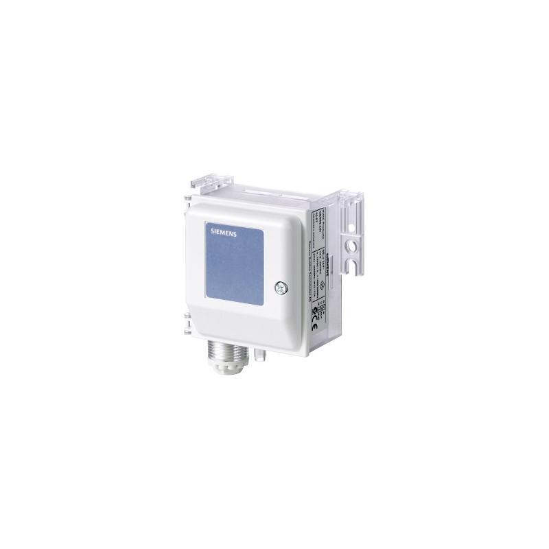 Датчик перепада давления-50…50 Pa, -100…100 Pa, 0…100 Pa QBM2030-1U