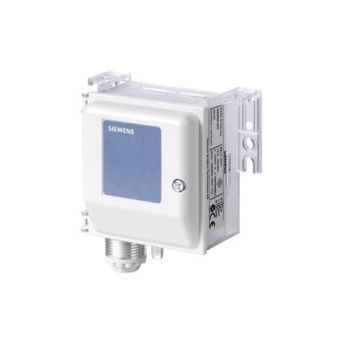 Датчик перепада давления0…200 Pa, 0…250 Pa, 0…500 Pa QBM2030-5