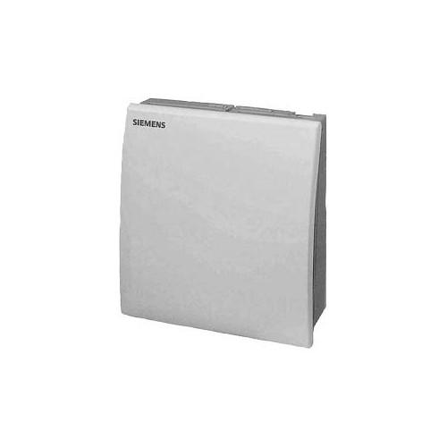 Датчик влажности и температуры комнатный, DC0…10V, LG-Ni 1000, 0…95%, -15…+50 ?C QFA2020