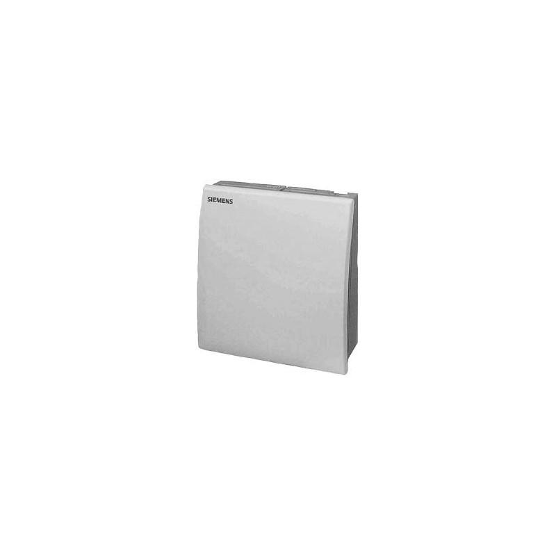 Датчик влажности комнатный, DC0…10V, 0…95% QFA2000