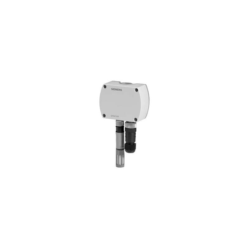 QFA4160D room H/ Tsensor 0-10V Cert dsp QFA4160D