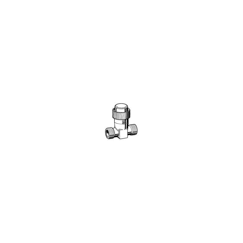 Клапан 2-ходовой зональный PN16 DN-20 Kvs-4,0 VZ22-G3/4-4,0