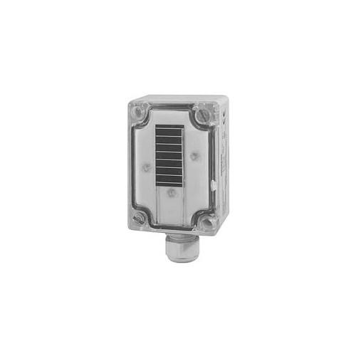 Датчик солнечного излучения, DC 0…10 V, 4…20 mA, 0…1000 Вт/m? QLS60