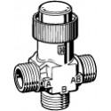 Клапан 3-ходовой зональный PN16 DN-15 Kvs-0,63 VZ32 G1/2-0,63
