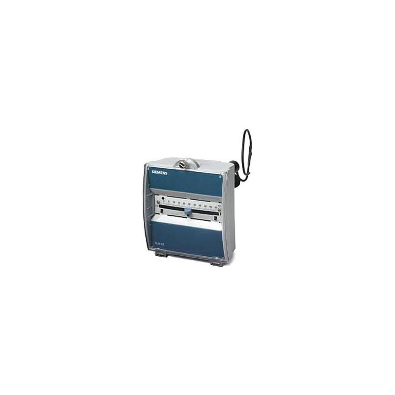 Synco100 Контроллеруправления температурой потока воздуха, AC 230 V +10/-15%, 50/60 Hz RLM162