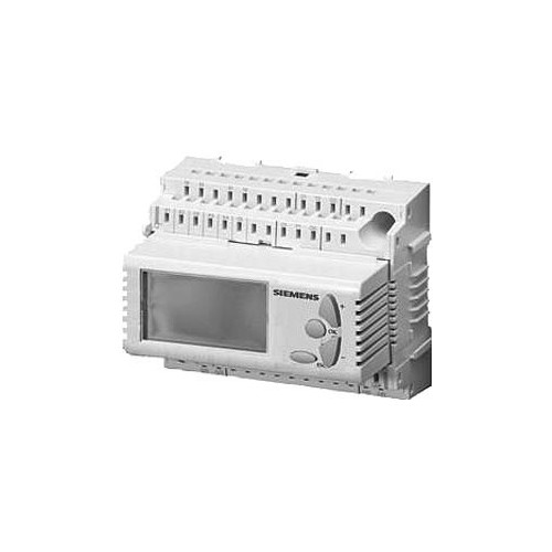 Универсальный контроллер, DI 2, UI 5, AO 3, DO 6, CL 2 RLU236