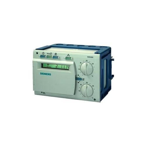 RVD260-C Контроллер центрального отопления RVD260-C