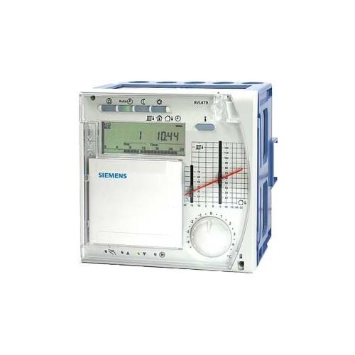 Тепловой контроллер с ГВС RVL481