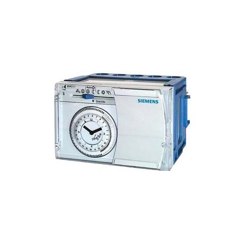 Тепловой контроллер с ГВС, с расписанием RVP211.1