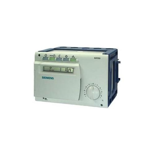 RVP350 Тепловой контроллер с управлением ГВС и котлом, АС 230 V RVP350