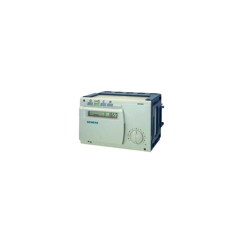 RVP360 Контроллер отопления для двух контуров отопления, управления ГВС и котлом, АС 230 V RVP360