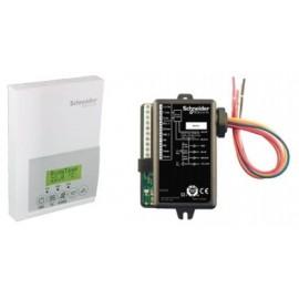 SER7300 и SC3000 конфигурируемый контроллер и блок реле для фанкойлов