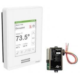 SER8300 и SC3000 конфигурируемый контроллер и блок реле для фанкойлов