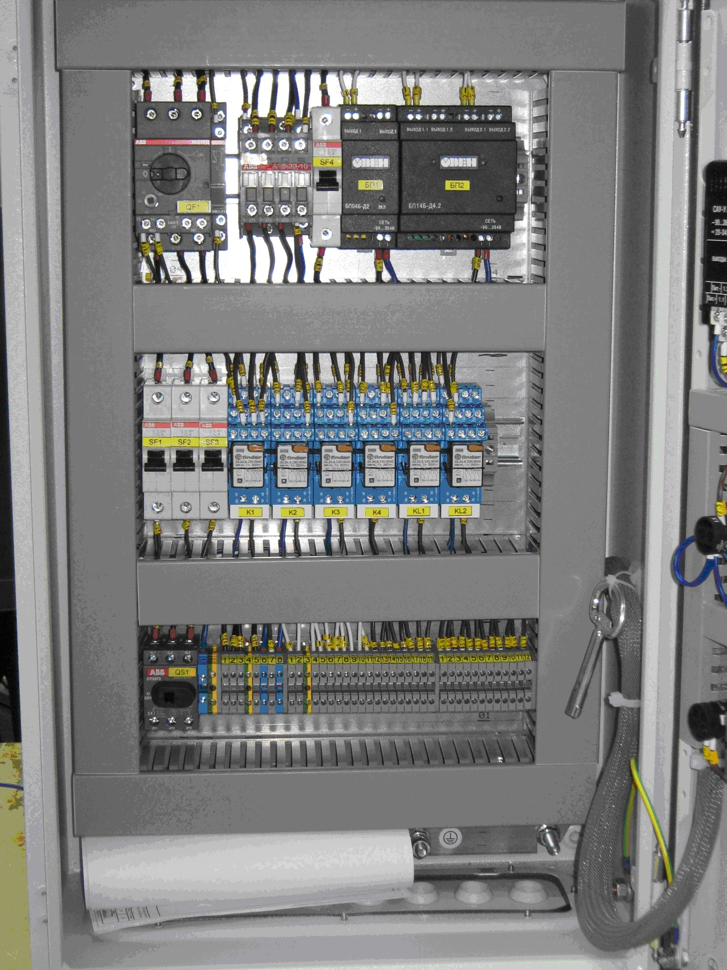 Производство электрических щитов
