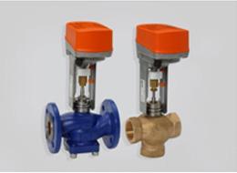 Купить регулирующий клапан с электроприводом от компании А-климат в Москве
