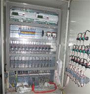 Сборка щитов автоматики от компании А-климат в Москве